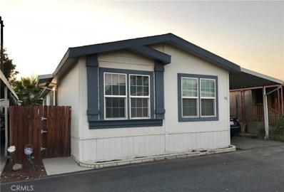 17377 Valley Boulevard UNIT 71, Fontana, CA 92335 - MLS#: IG17211404