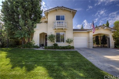 1724 Honors Lane, Corona, CA 92883 - MLS#: IG17212410