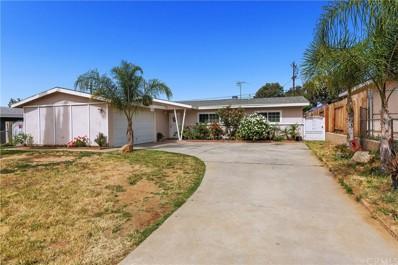 11337 Weber Avenue, Moreno Valley, CA 92555 - MLS#: IG17214110