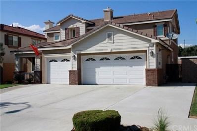 16336 Freesia Lane, Fontana, CA 92336 - MLS#: IG17214320