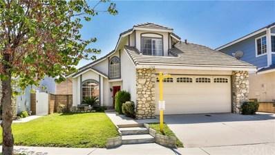 11709 Mount Jefferson Drive, Rancho Cucamonga, CA 91737 - MLS#: IG17218387