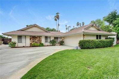 1201 Lyndhurst Drive, Riverside, CA 92507 - MLS#: IG17218501