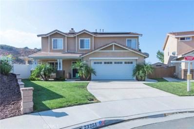 23251 Aster Court, Corona, CA 92883 - MLS#: IG17218968
