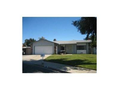 6725 Pasito Avenue, Alta Loma, CA 91701 - MLS#: IG17220091