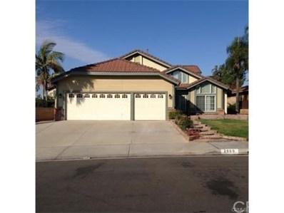 2880 Moulton Drive, Riverside, CA 92503 - MLS#: IG17220812