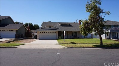 1588 S Merrill Street, Corona, CA 92882 - MLS#: IG17224079