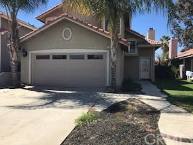 15665 Lipari Drive, Moreno Valley, CA 92551 - MLS#: IG17224999