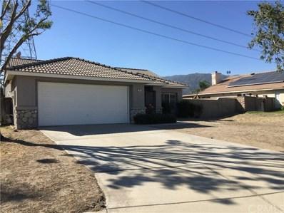 3414 N Flame Tree Avenue, Rialto, CA 92377 - MLS#: IG17233605