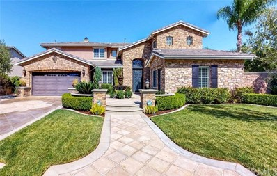 1619 Via Modena Way, Corona, CA 92881 - MLS#: IG17235936