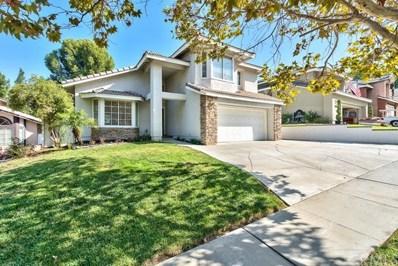 3181 Mountainside Drive, Corona, CA 92882 - MLS#: IG17236812