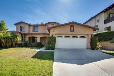 1696 Tamarron Drive, Corona, CA 92883 - MLS#: IG17241302