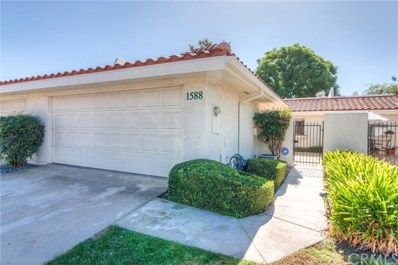 1588 Redhill North Drive, Upland, CA 91786 - MLS#: IG17243570