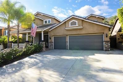 1562 Beacon Ridge Way, Corona, CA 92883 - MLS#: IG17244999