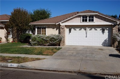518 Coudures Way, Perris, CA 92571 - MLS#: IG17246085