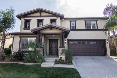 24954 Elmwood Street, Corona, CA 92883 - MLS#: IG17247366