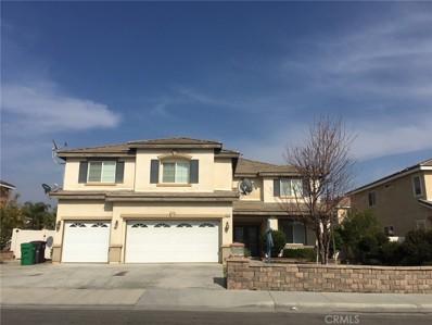 16818 Saddlebrook Lane, Moreno Valley, CA 92551 - MLS#: IG17254881