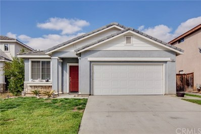 16851 Tack Lane, Moreno Valley, CA 92555 - MLS#: IG17256736