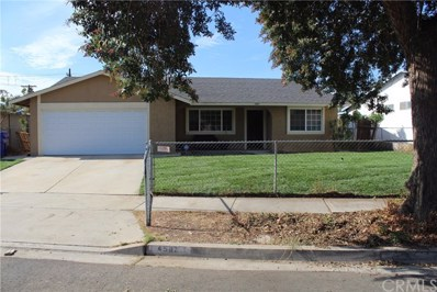 4587 Alondro Dr, Jurupa Valley, CA 92509 - MLS#: IG17259824