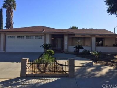 1527 S Vicentia Avenue, Corona, CA 92882 - MLS#: IG17260253