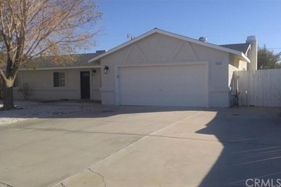 9236 Aspen Avenue, California City, CA 93505 - MLS#: IG17261397