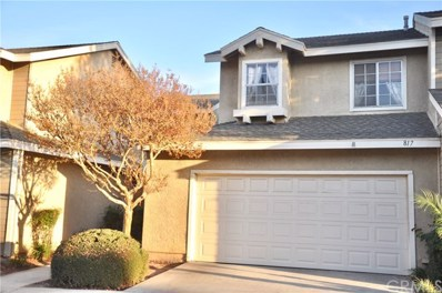 817 Live Oak Place, Corona, CA 92882 - MLS#: IG17268885