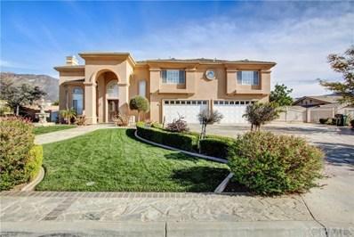 10907 Deer Valley Road, Yucaipa, CA 92399 - MLS#: IG17270315