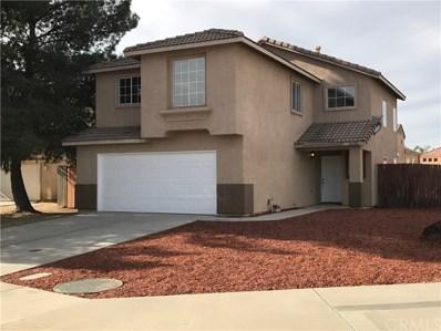 16628 Whirlaway Circle, Moreno Valley, CA 92551 - MLS#: IG17270356