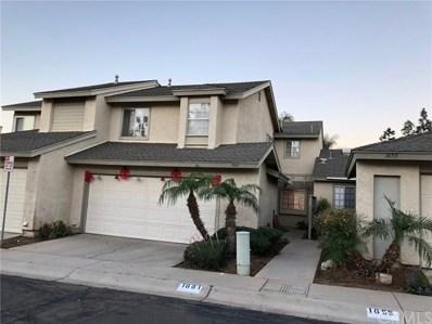 1661 Sumac Place, Corona, CA 92882 - MLS#: IG17275109