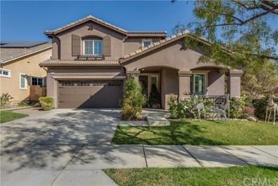 11526 Tesota Loop Street, Corona, CA 92883 - MLS#: IG17276109