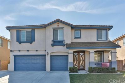 13443 Starflower Street, Eastvale, CA 92880 - MLS#: IG17277009