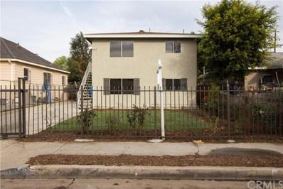 1643 E 53rd Street, Los Angeles, CA 90011 - MLS#: IG17278439