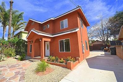 422 N Michigan Avenue, Pasadena, CA 91106 - MLS#: IG18000438