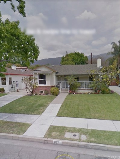 817 E Palm Avenue, Monrovia, CA 91016 - MLS#: IG18002126