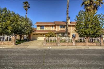 862 E Victoria Street, Rialto, CA 92376 - MLS#: IG18002904
