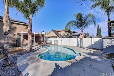 1661 Taylor Avenue, Corona, CA 92882 - MLS#: IG18003605