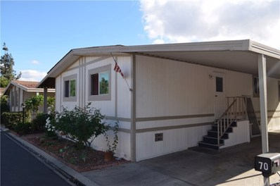 307 S Smith Avenue UNIT 70, Corona, CA 92882 - MLS#: IG18006617