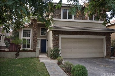 3336 Walkenridge Drive, Corona, CA 92881 - MLS#: IG18010477