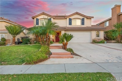 2533 Fairglen Place, Corona, CA 92881 - MLS#: IG18017281