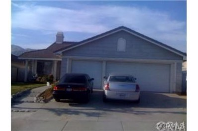 22620 Southwalk Street, Moreno Valley, CA 92553 - MLS#: IG18019821