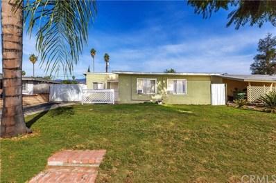 16631 E Benwood Street, Covina, CA 91722 - MLS#: IG18021406