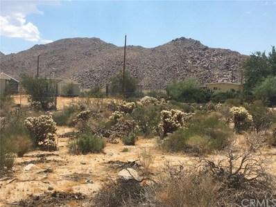 62113 Desert Air Road, Joshua Tree, CA 92252 - MLS#: IG18033793