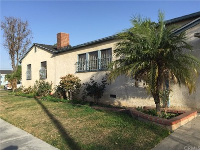 7218 Cully Avenue, Whittier, CA 90606 - MLS#: IG18036392