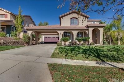 1607 Spyglass Drive, Corona, CA 92883 - MLS#: IG18036983