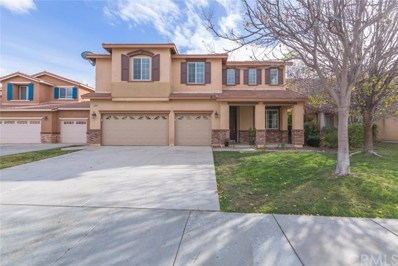 41008 Crimson Pillar Lane, Lake Elsinore, CA 92532 - MLS#: IG18037467