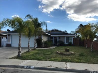 24381 Janet Kay Drive, Moreno Valley, CA 92553 - MLS#: IG18037658