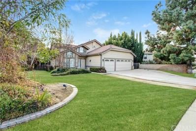 1334 Voltaire Drive, Riverside, CA 92506 - MLS#: IG18042693