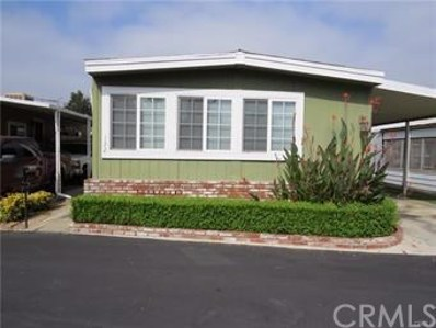 132 S Serra Lane UNIT 132, Tustin, CA 92780 - MLS#: IG18043893
