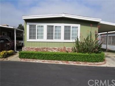 132 S Serra Lane UNIT 132, Tustin, CA 92780 - MLS#: IG18043893