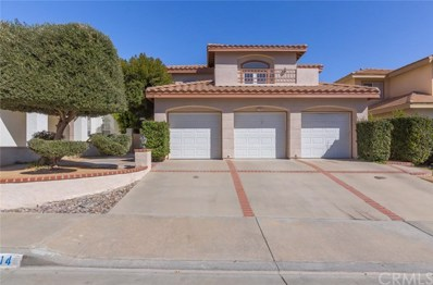 14 Villa Milano, Lake Elsinore, CA 92532 - MLS#: IG18044405