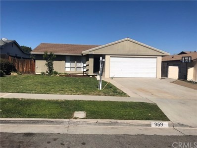 959 Cottonwood Ct, Corona, CA 92879 - MLS#: IG18044456